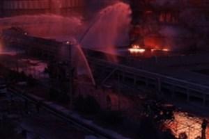 آتش مخزن ٢٠٠١c پتروشیمی بوعلی سینا به صفر رسید