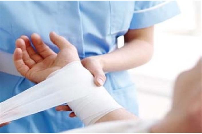 شستشو و پانسمان اتوماتیک زخم در بیمارستانهای ایران