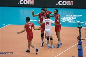 لوزانو ۱۲ مرد المپیکی والیبال ایران را معرفی کرد