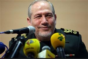 سردار صفوی: امیدواریم همکاریها برای مبارزه با گروههای تکفیری تداوم یابد