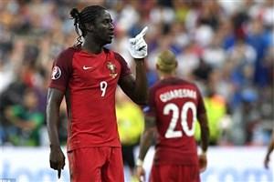 اِدر: میدانستم که سرانجام نوبت من هم میشود/ رونالدو به من گفت که گل پیروزی را میزنم