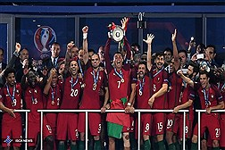جشن قهرمانی پرتغال