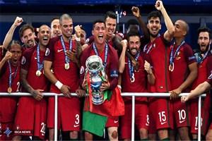 قهرمانی دراماتیک پرتغال در  شب مصدومیت کاپیتان افسانه ای/ فرانسه اینبار درخانه قهرمان نشد