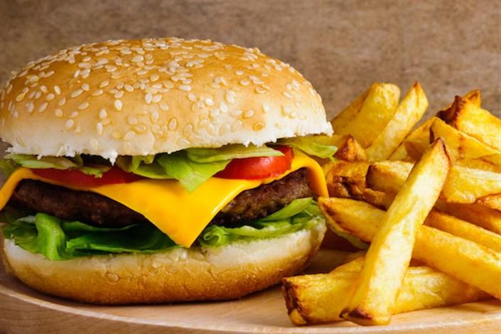 فست فود - ساندویچ