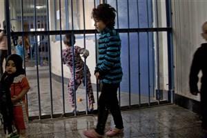 آمار عجیب کودکان زندانی/  2300کودک در زندان