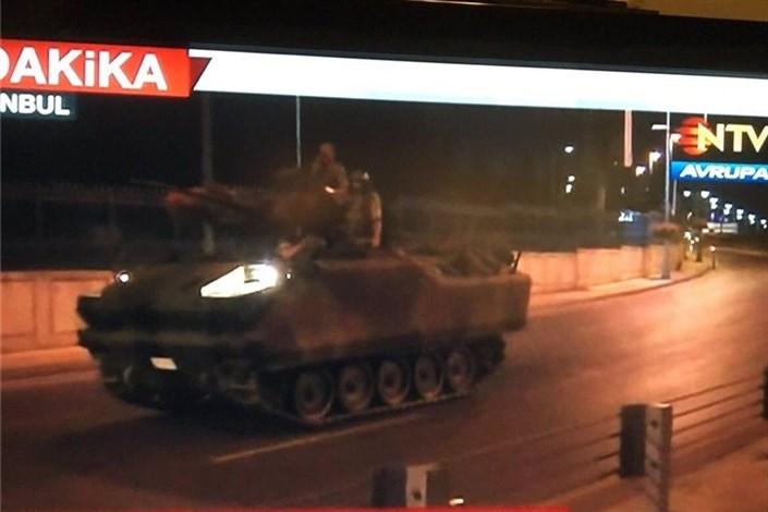 فراخوان حزب عدالت و توسعه ترکیه برای چارهاندیشی درباره نحوه واکنش به کودتای ارتش