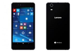 اولین گوشی لنوو با ویندوز ۱۰ به بازار می آید