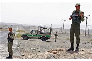 درگیری با قاچاقچیان مواد مخدر در مرز میرجاوه