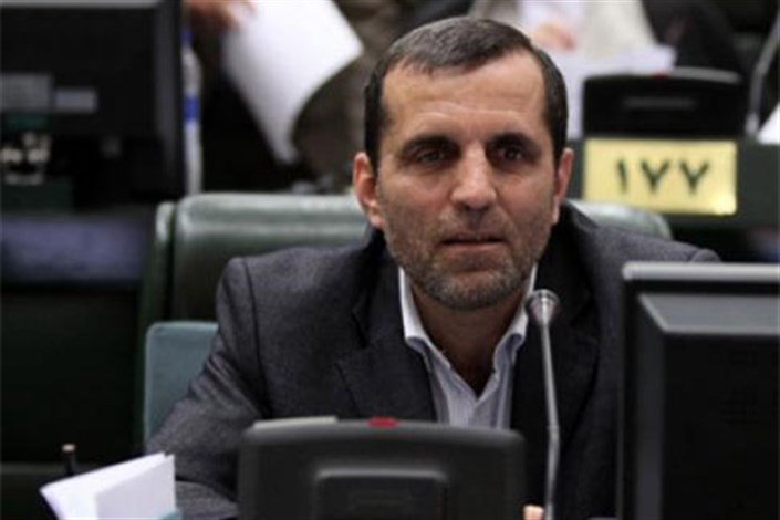 علی اصغر یوسف نژاد عضو هیات رییسه مجلس