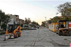 برنامه های پیشنهادی اصلاح پیاده راه 17 شهریور اعلام شد