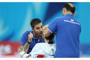 بیباک: دلم به موفقیت تیم ملی روشن است/ المپیک را فراموش کردهایم