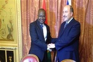 ازسرگیری روابط دیپلماتیک بین اسرائیل و گینه