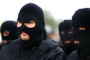 یک تیم تروریستی درعملیات مشترک پلیس و سربازان گمنام امام زمان  منهدم شد