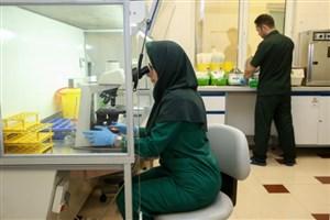 درمان 15 بیمار  مغز استخوان  از بانک خون رویان