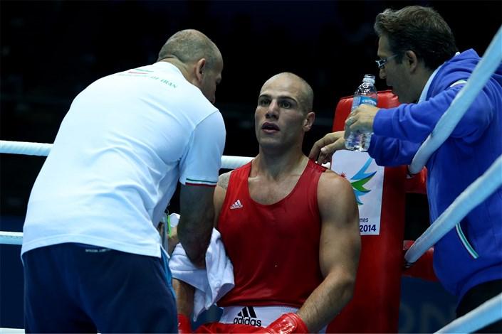 دستور ویژه سجادی برای تنها بکسور المپیکی