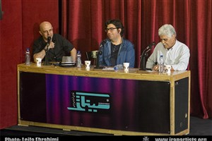 امیر پوریا: «ناخدا خورشید» نمونهی سینمای ملی و بومی است