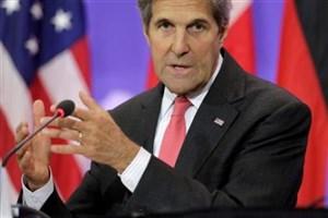 کری: انگلیس باعث شد به سوریه حمله نکنیم