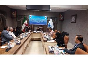 رونمایی از کتاب «شناخت نامه بانوان» در هشتمین شورای زنان فرهیخته استان البرز