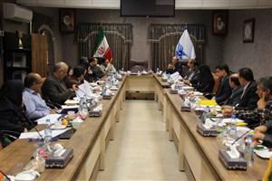 در جلسه شاهد و ایثارگان واحد کرج مورد بررسی قرار گرفت: راه اندازی کانون های دانشجویی و تسهیلات ایثارگران در دانشگاه آزاد اسلامی واحد کرج