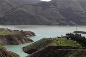 ذخیره آب سد لتیان به ۶۶میلیون مترمکعب رسید