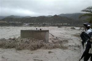 وقوع سیل در 3 استان جنوب شرق کشور/ ادامه بارش های سیل آسا/ سیل به زاهدان می رسد