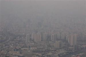 هشتمین روز آلوده در اراک