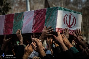 دانشگاه آزاد اسلامی قشم، میزبان سه شهید گمنام دفاع مقدس