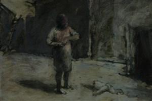 برگزاری نمایشگاه نقاشی با موضوع  «انسان» در گالری شهر کتاب فرشته