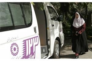 الو 123 کمک  کنید !/ 123 را برای نجات به خاطر بسپار/یک روزدر پایگاه خدمات اورژانس اجتماعی شهید نواب صفوی