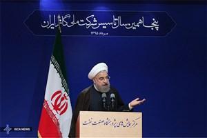 رئیس جمهوری: برجام برای ایران عزت بود