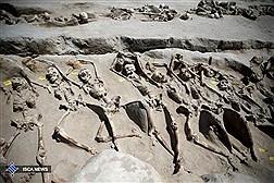 کشف یک گورستان باستانی در یونان