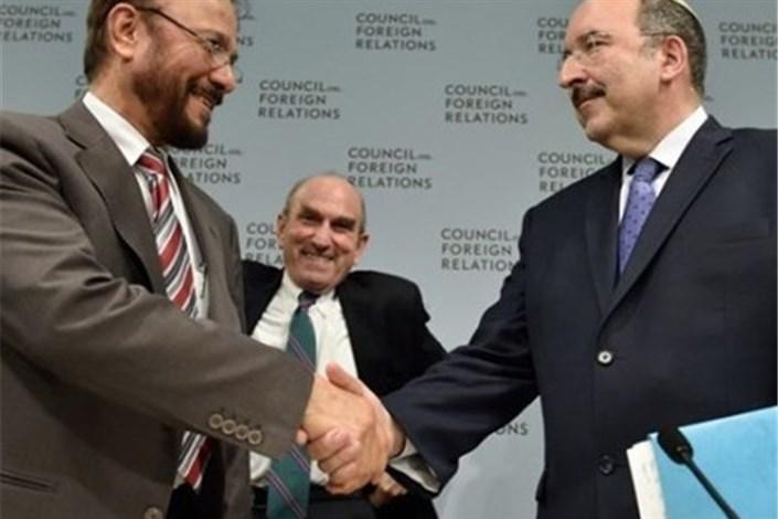 نقشه راه خطرناک «اسرائیلی ـ سعودی» برای آینده منطقهقاهره: از اسرائیل برای میانجیگری حل بحران سد النهضه درخواست نکردهایمخدمات گروههای تروریستی منطقه به اسرائیل/ چرا آمریکا با حذف تروریستها مخالف است؟نتانیاهو هیچ تخصصی غیر از کُشتن ندارد/ وجود سفارت اسرائیل در نواکشوت هیچ توجیهی نداردنتانیاهو: از کمک اروپاییها به سازمانهای ضد اسرائیلی آشفتهایم<a> نصرالله: بدترین تحول در جهان عرب، علنیشدن رابطه عربستان با اسرائیل است/ عادیسازی روابط با اسرائیل باید محکوم شود </a><a> تشکیلات خودگردان: هرگون