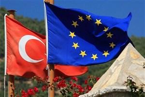 مخالفت آلمان و فرانسه با لغو مذاکرات الحاق ترکیه به اتحادیه اروپا