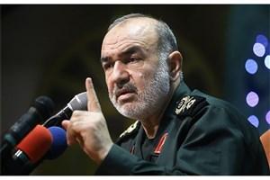 ملت ایران می تواند در برابر فشار خطرناک قدرت های بزرگ بایستد