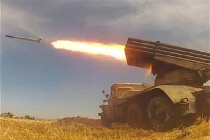 انهدام یک پادگان آموزشی داعش در موصل/ هلاکت ۱۲ تروریست در کوههای حمرینکشف خودروهایی با پلاک عربستان در موصلعامری: نیروهای داوطلب مردمی در عملیات آزادسازی موصل شرکت میکنند