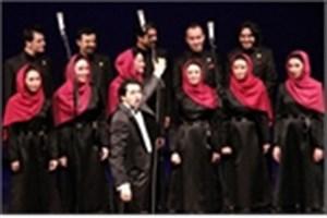 تبریک مدیرکل دفتر موسیقی به سرپرست گروه آوازی تهران