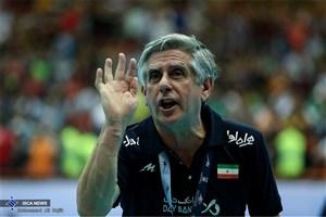 احتمال جدایی  لوزانو از تیم ملی والیبال