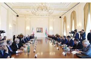 شش سند همکاری میان ایران و جمهوری آذربایجان امضا شد