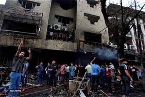 11 کشته و زخمی بر اثر انفجار بمب در شمال بغداد