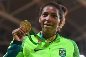 میزبان المپیک نخستین مدال طلا خود را کسب کرد