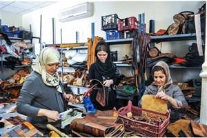 حمایت از زنان آسیب دیده اجتماعی/فروش تولیدات خانگی و بازارچه سمساری در محله قلمستان دایر شد