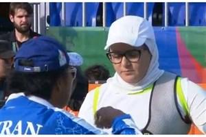المپیک ریو ۲۰۱۶: شکست زهرا نعمتی و حذف از المپیک ریو