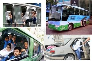 آموزش رانندگان سرویس مدارس قبل از مهر / تاکسی های غیر فعال شناسایی می شوند
