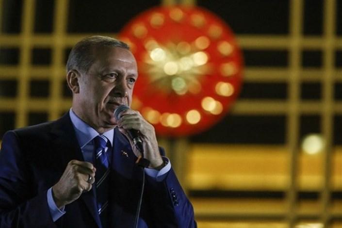 اردوغان: آمریکا باید میان ترکیه و فتح الله گولن یکی را انتخاب کند