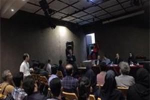"""مسترکلاس رهبری """" دامیانو جورانا """" در دانشگاه موسیقی برگزار شد"""