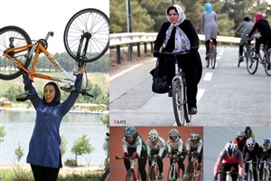 با تور دوچرخه سواری، تهران را مفرحتر ببینید