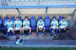 پیگیری تمرینات تیم ملی در ایتالیا/ منتظری در اردو حاضر شد+عکس