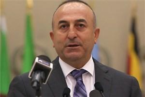 وزیر خارجه ترکیه: با روسیه و ایران درباره حلب رایزنی میکنیم