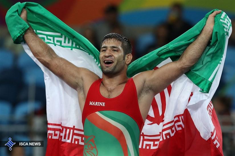مدال برنز سعید عبدولی در بازیهای المپیک ریو ۲۰۱۶