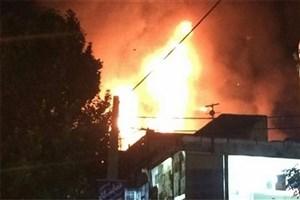 مرگ دو زائر زن ایرانی  در آتش سوزی هتلی در نجف/ کاروان حادثه دیده زیر نظر حج و زیارت نبود